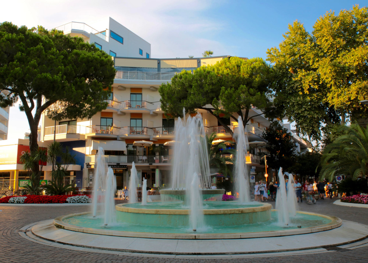 Hotel Monaco, Udine