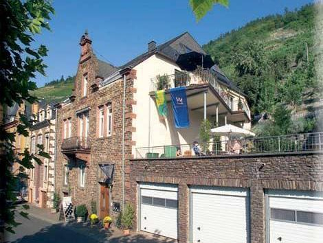 Ferienweingut Hallenbach, Cochem-Zell