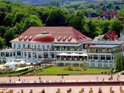 ATLANTIC Grand Hotel Travemünde, Lübeck