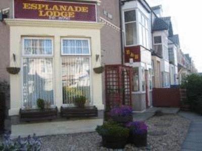 Esplanade Lodge, North Tyneside