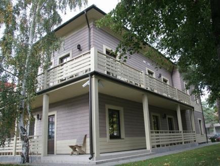 Guest House & Villa Astoma, Palangos