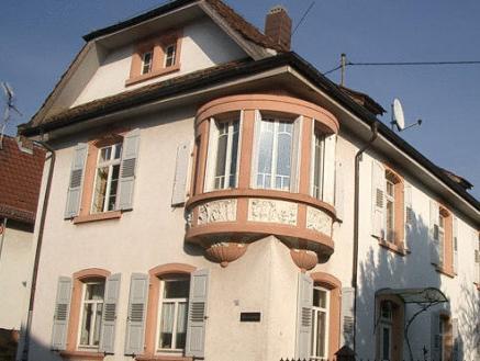 Villa Delange, Landau in der Pfalz