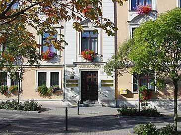Hotel Marthahaus, Halle (Saale)