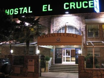 Hostal El Cruce, Madrid