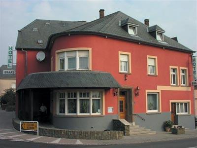 Hotel Restaurant Braas, Wiltz