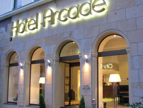Arcade Hotel, Wuppertal