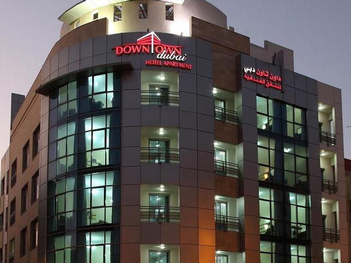 Down Town Dubai Hotel Apartment,