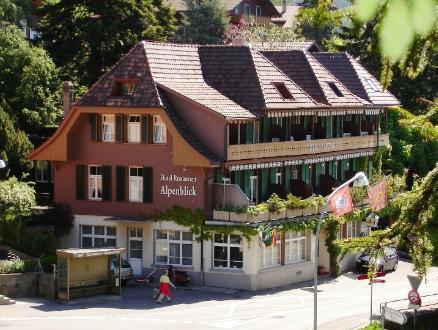 Hotel Alpenblick, Thun
