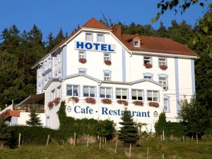 Waldhotel & Restaurant Bergschlosschen, Mittelsachsen