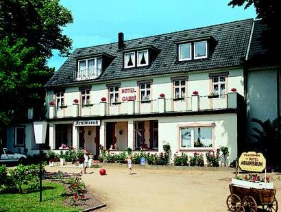 Arnimsruh Hotel Garni, Lübeck
