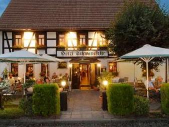 Romantik Hotel Schwanefeld, Zwickau