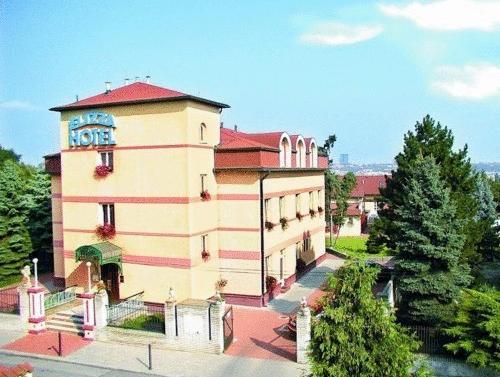 Hotel Elizza, Praha 10