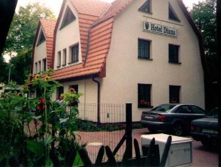 Hotel Diana, Havelland