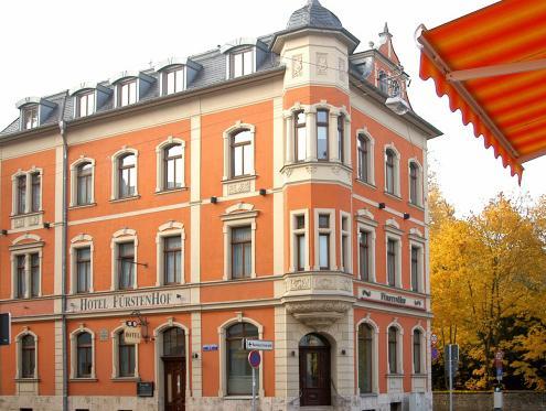 Hotel & Apartments Furstenhof am Bauhaus, Weimar
