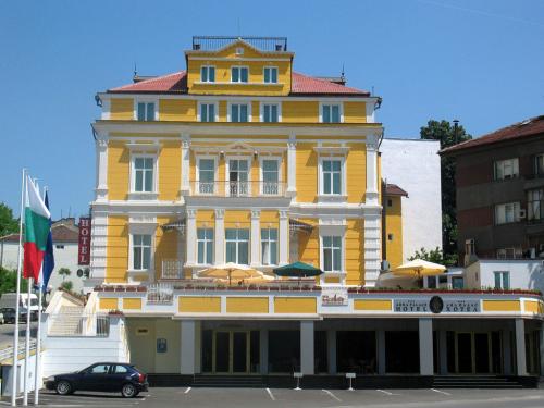 Hotel Anna Palace, Rousse