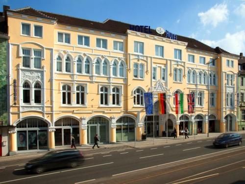 Hotel Handelshof, Mülheim an der Ruhr