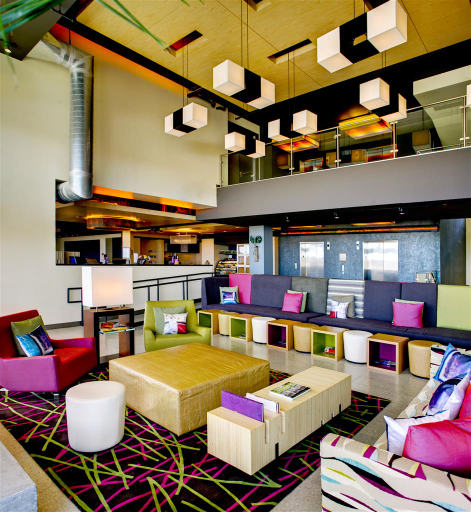Aloft Leawood-Overland Park, Johnson
