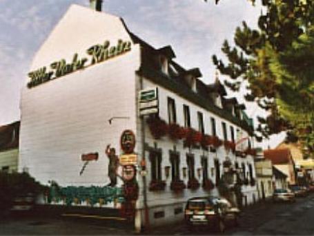 Hotel & Restaurant Alter Vater Rhein, Mainz-Bingen