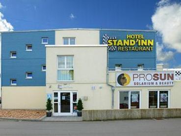 Hotel-Restaurant Stand'Inn, Esch-sur-Alzette