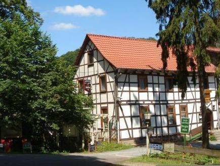 Waldhaus Obergrasmühle, Nordhausen