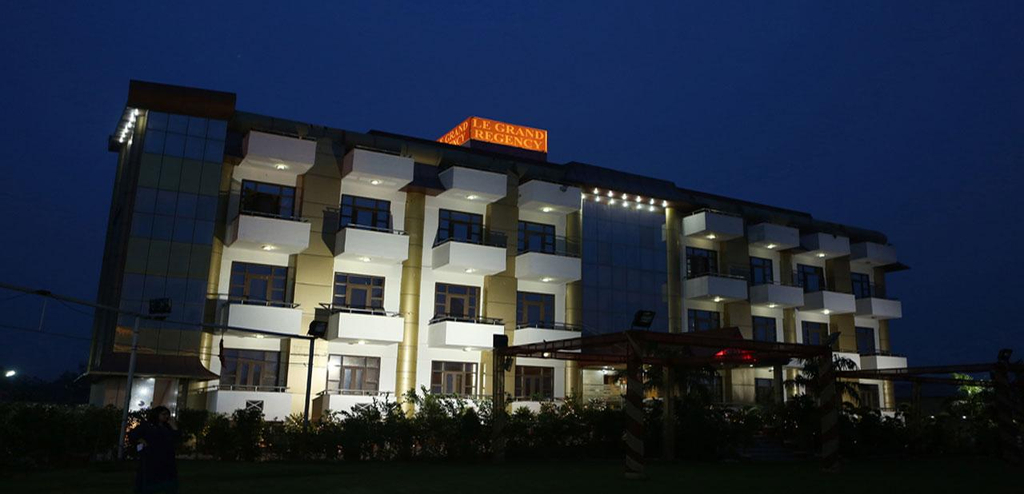 Le Grand Regency Hotel, Gautam Buddha Nagar