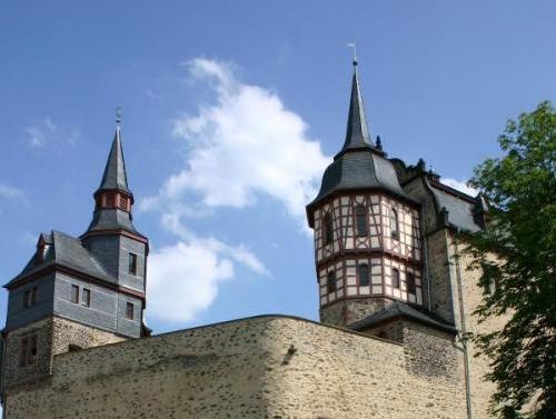 Hotel Schloss Romrod, Vogelsbergkreis