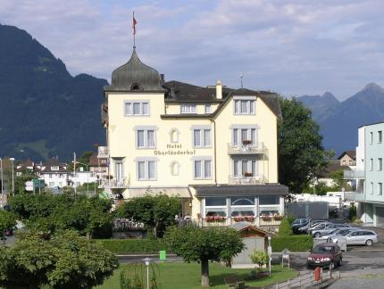 Hotel Oberlanderhof, Interlaken