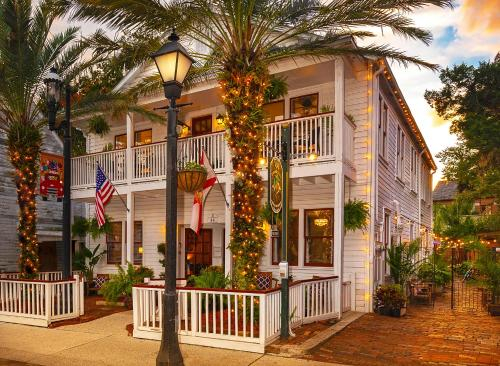 44 Spanish Street Inn (Adults only), Saint Johns