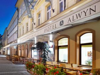 Hotel Alwyn, Praha 7