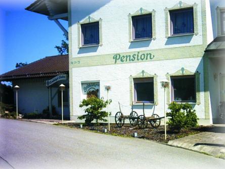 Pension Grubhügel-Stuben, Regen