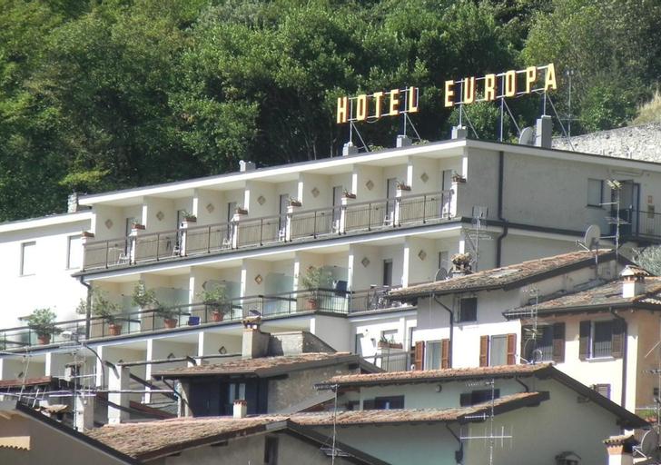 Europa Hotel, Brescia