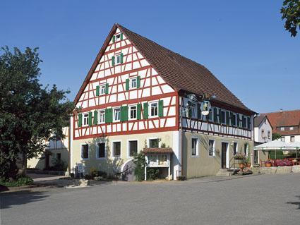 Landhaus Wolf, Hohenlohekreis