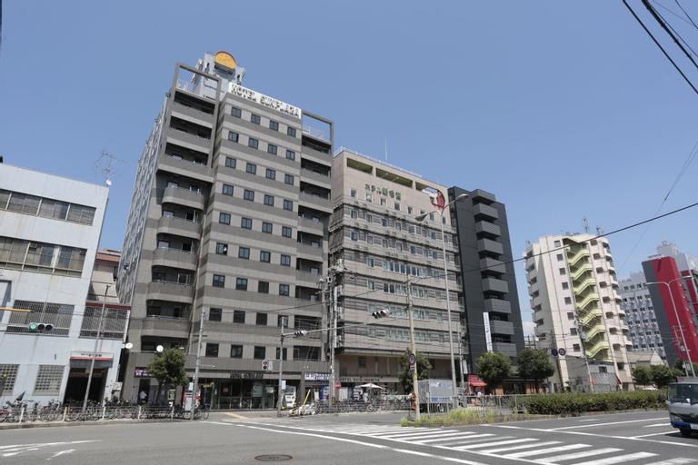 Hotel Sunplaza, Osaka