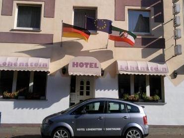 Hotel Lohenstein, Unna