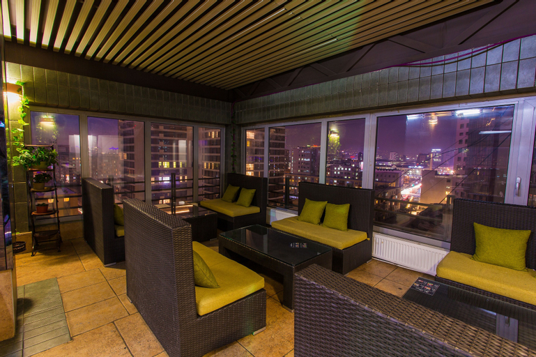 The Corporate Hotel Central, Ulan Bator
