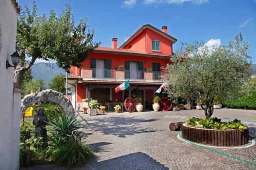 Azienda Agrituristica Pericle, Avellino
