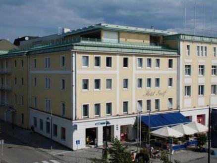 Hotel Greif, Wels