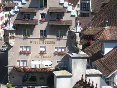 City-Hotel Ochsen, Zug