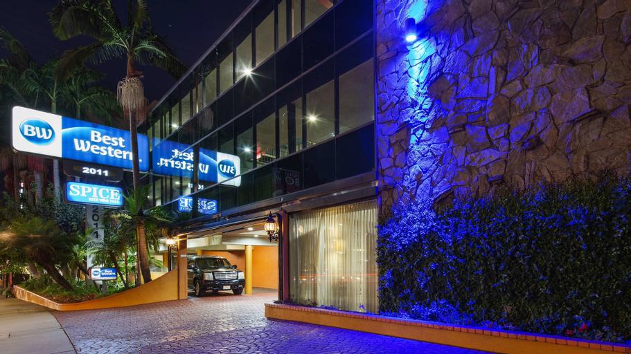 Best Western Hollywood Plaza Inn, Los Angeles