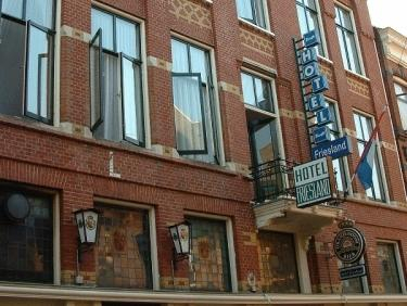 Hotel Friesland, Groningen