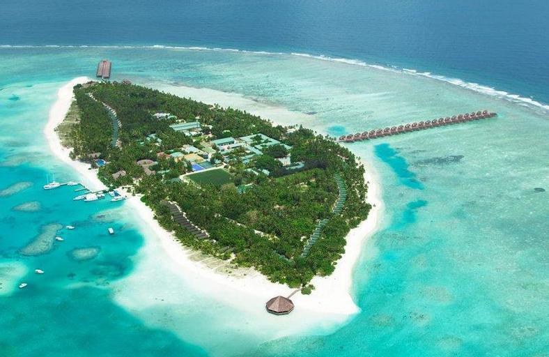 Meeru Island Resort & Spa, Malé