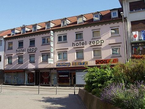 Hotel Zepp, Kaiserslautern