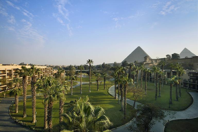 Marriott Mena House Cairo, Al-Ahram