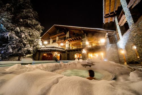 Relais Mont Blanc Hotel & Spa, Aosta