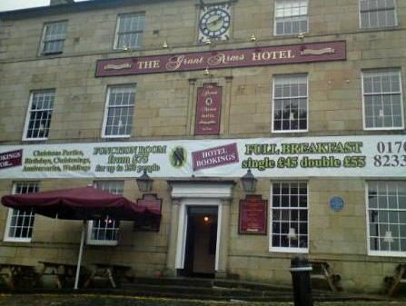 The Grant Arms Hotel, Bury