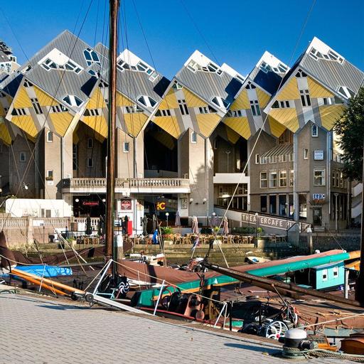 Stayokay Hostel Rotterdam, Rotterdam