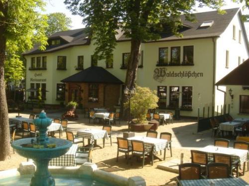Hotel Waldschlößchen Garni, Oberhavel