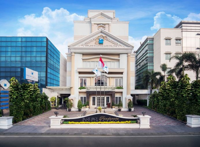 Blue Sky Pandurata Hotel Cikini, Jakarta Pusat