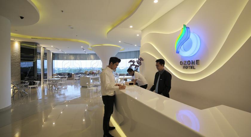 Ozone Hotel Pantai Indah Kapuk Jakarta, North Jakarta