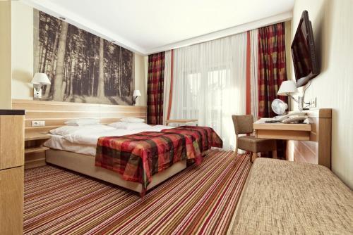 Hotel Warszawa SPA & Resort, Augustów